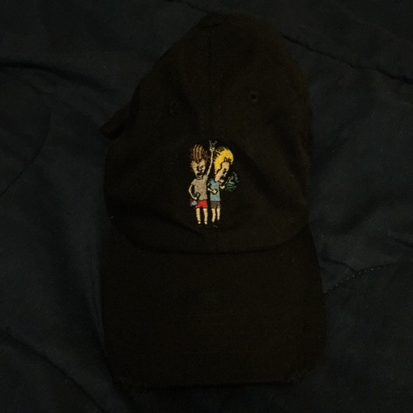 BEAVIS AND BUTTHEAD HAT. M 5a384ee3b7f72b978900796c c149957bac7